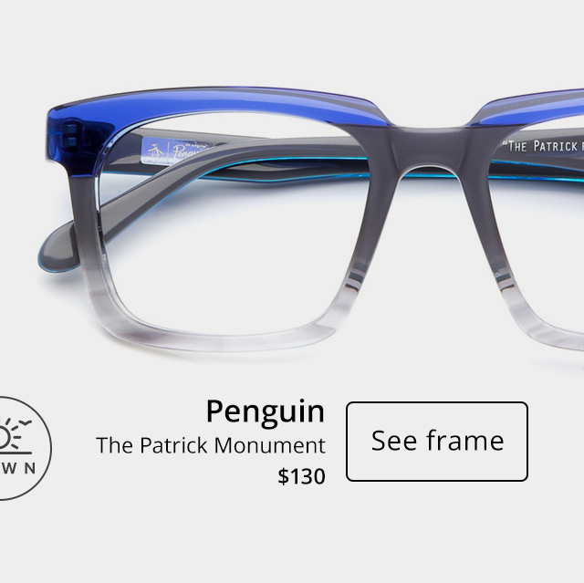 Penguin The Patrick - See frame