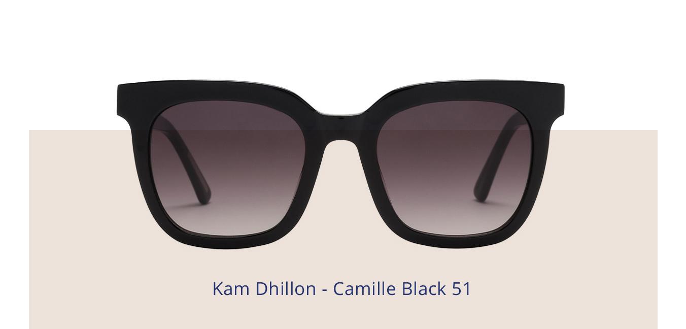 Kam Dhillon Camille